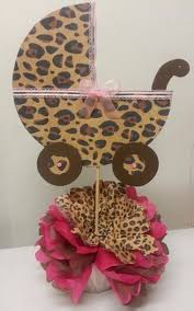 Pink And Brown Baby Shower Decorations Baby Shower Theme Centerpieces Adrianas Creations