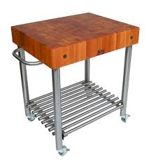 Butchers Block Kitchen Island Butcher Block Kitchen Cart For Chopping Cutting