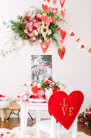 pottery barn kids flower table valentine s day date with pottery barn kids