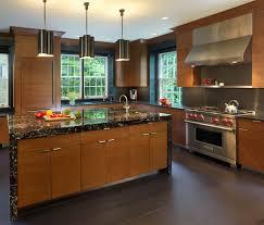 Award Winning Kitchen Design by Subzero Refrigerator Vogue Dc Metro Contemporary Kitchen