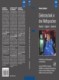 glosario de electrotecnia a z aleman ingles espanol pdf