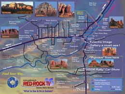 Route 66 Map by Route 66 International Ssr Rally Sedona Car Show In The Rocks