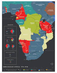 Map Of Colonial Africa by The War In Africa Olin U0026 Uris Libraries