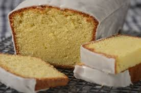 lemon frosted pound cake joyofbaking com video recipe
