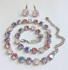 making swarovski crystal necklace images Best 25 swarovski crystal necklace ideas swarovski jpg
