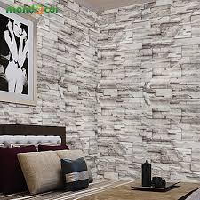 Aliexpresscom  Buy M Brick Pattern DIY Decorative Film Self - Kitchen cabinet wallpaper