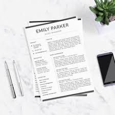 Sample Cover Letter For Resume by Pink Resume Template With Cover Letter Cv Template In By Landedco