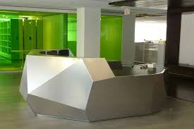 Stand Up Reception Desk 50 Reception Desks Featuring Interesting And Intriguing Designs