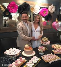 josh and heather bilyeu altman celebrate baby shower