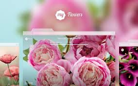my flowers my flowers flower hd wallpapers chrome web store