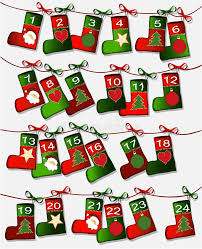 christmas calendar christmas calendar stock vector illustration of creative 27313045