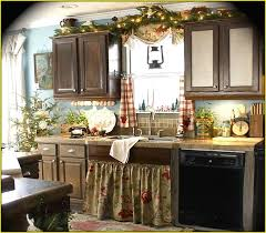 Decorating Above Kitchen Cabinets Decorativeative Above Kitchen Cabinets French Country Home