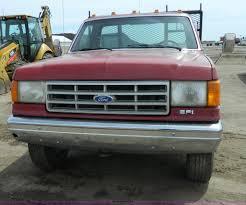 1989 Ford F350 Truck Parts - 1989 ford f350 flatbed pickup truck item g7836 sold jun