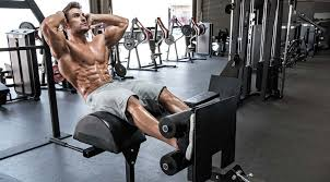 Roman Chair Exercises Sculpt Your Abs Into A Six Pack In Six Weeks Muscle U0026 Fitness