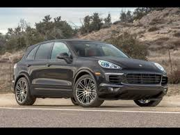 porsche suv porsche cayenne 2017 car review