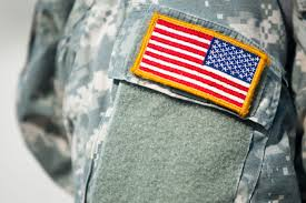 How Many Stars On The United States Flag Why The U S Flag Is Worn Backward On Army Uniforms