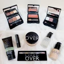 Daftar Perlengkapan Make Up Wardah make up haul make brand review colored canvas