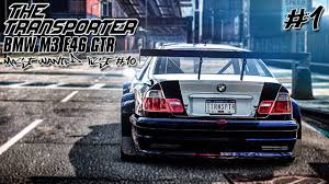 need for speed bmw need for speed most wanted 2012 ps3 episode 1 bmw m3 gtr