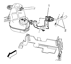 repair instructions engine coolant thermostat housing