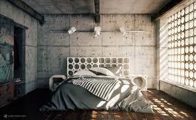 chambre industrielle idee deco chambre industrielle