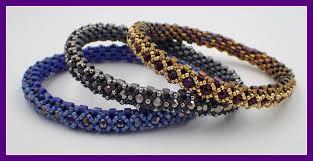 bangle bracelet beads images Orb bangle bracelet jpg