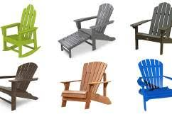 Brown Plastic Adirondack Chairs Top 10 Best Adirondack Chair Cushions