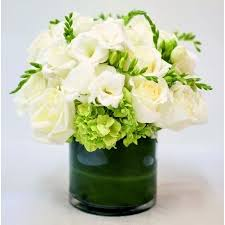 flowers delivery nyc roses freesia hydrangea distinctive and classic style for same