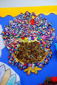 family homework project jeweled turkey teaching