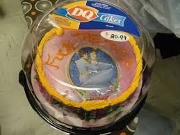 dairy queen halloween cakes the police imgur