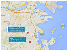 Map Of Boston Logan Airport by Institutional Quality Commercial Real Estate Investing Acquire