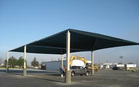 Canopy Storage Shelter by Commercial Storage Canopy 7