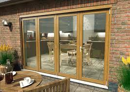 Oak Patio Doors Slide And Fold Patio Doors Free Home Decor Techhungry Us