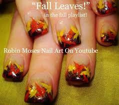 robin moses nail thanksgiving nails thanksgiving nail