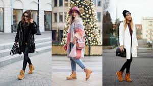casual street style looks with timberland boots youtube