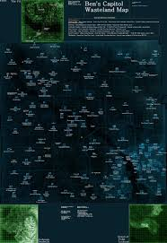 Fallout 3 Map Markers by Guides Hints Cheats And Strategies Warrior Clan