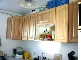 changer porte placard cuisine portes de placards de cuisine changer les portes de sa cuisine