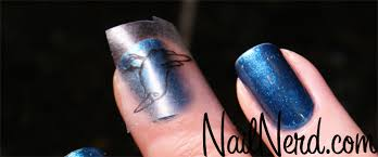 nail nerd nail art for nerds creating your own nail transfers