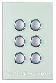 clixmo divine 6 gang 2 way light switch australian au standard saa