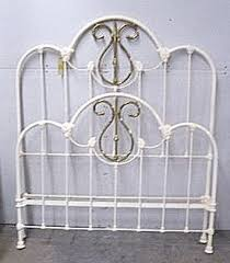 Shabby Chic White Bed Frame by Bed Frame Shabby Chic Iron Bed Frame Buri Shabby Chic Iron Bed