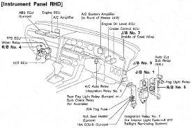 toyota supra electrical wiring diagram