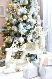 target white christmas tree lights amazing winter white artificial christmas tree treetopia pic of with