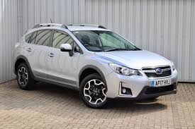 black subaru crosstrek second hand subaru xv 2 0d se for sale in cambridge