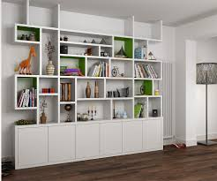 mdf painted bookcase in the living room bookshelves pinterest