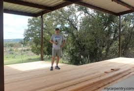 cedar deck designing and building a deck using western red cedar