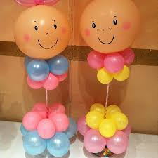 33 best piedritas y globos decorativos images on pinterest