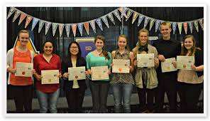 varsity letter in community service united way of pierce county