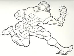 football player sketch 2 by heist pyt on deviantart