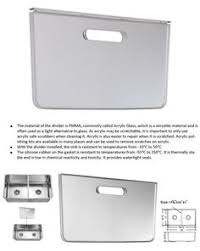 One Of Many Products We Offer Stainless Steel Kitchen Sink - Glass sink kitchen