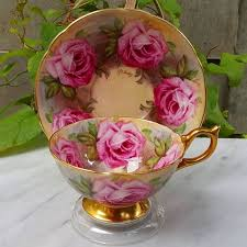 roses teacups beautiful aynsley ja bailey with cabbage roses china aynsley