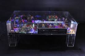 Periodic Table Coffee Table Electri City Tables By Ben Yates Take Coffee To A Whol On Awesome
